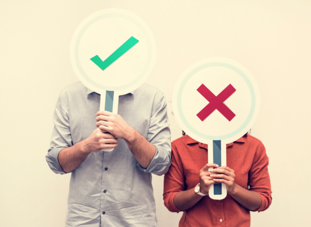 Är du en konferensstatist eller en deltagare i mötet?
