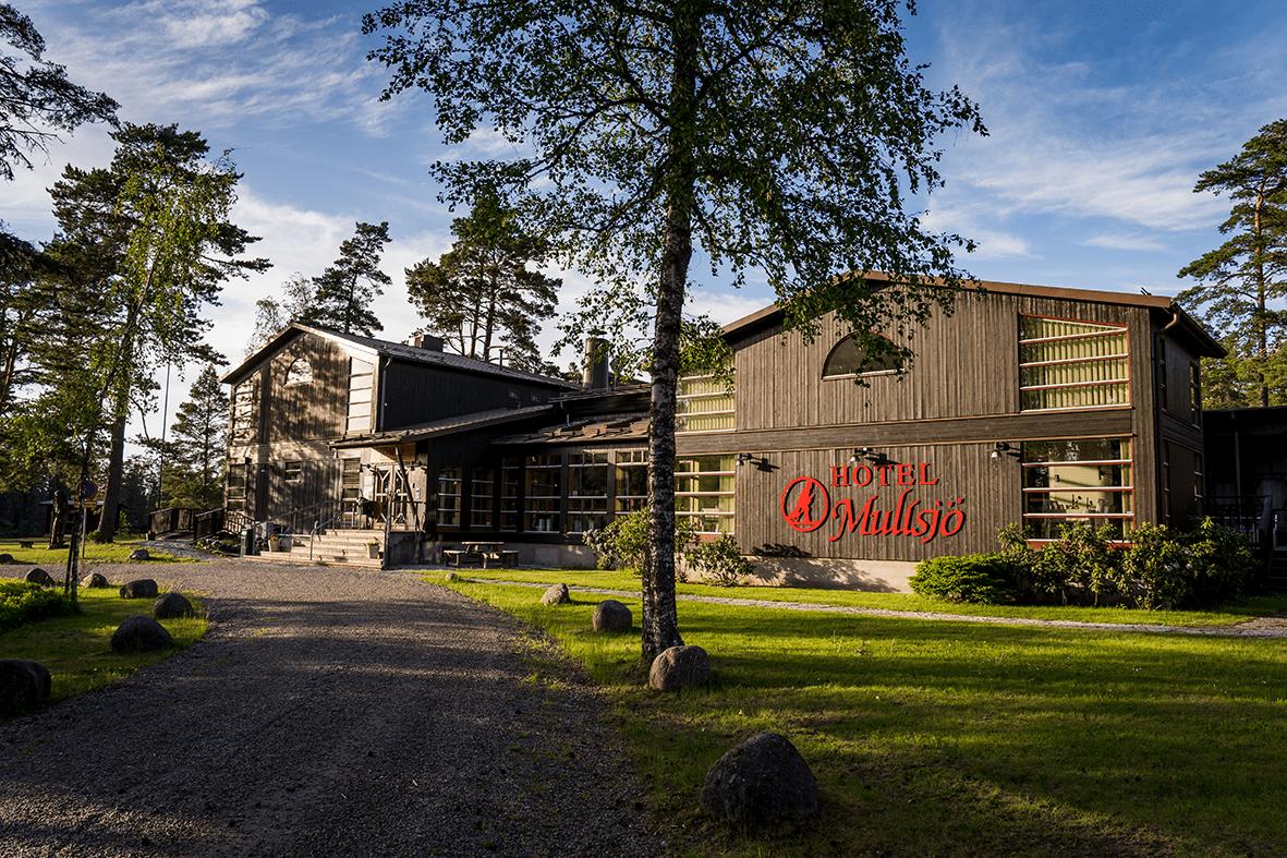 Bild på Hotell Mullsjö