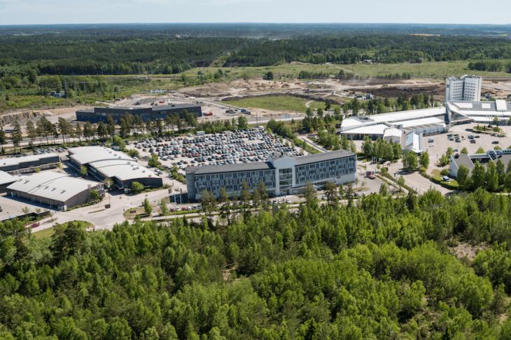 Scandic Arlanda som öppnar 10 januari 2021
