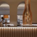 Bild på nya champagnebaren Grand Hotel Stockholm
