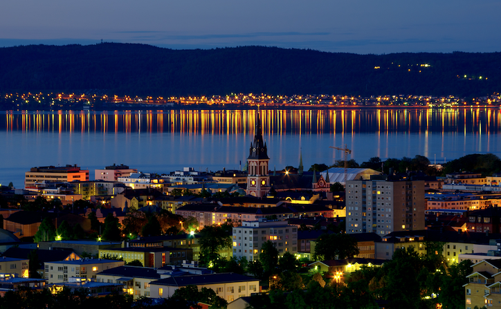 Jönköping night