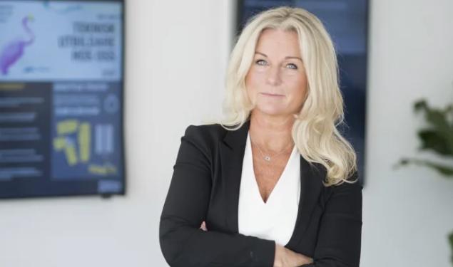 Anna Bauer, ny vd på Scandinavian XPO