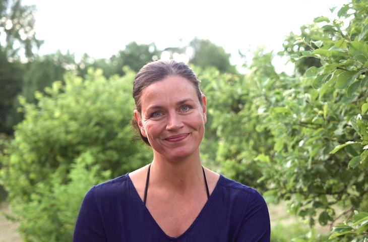 Anna Torjussen kulinarisk ledare Sånga Säby Hotell & Konferens