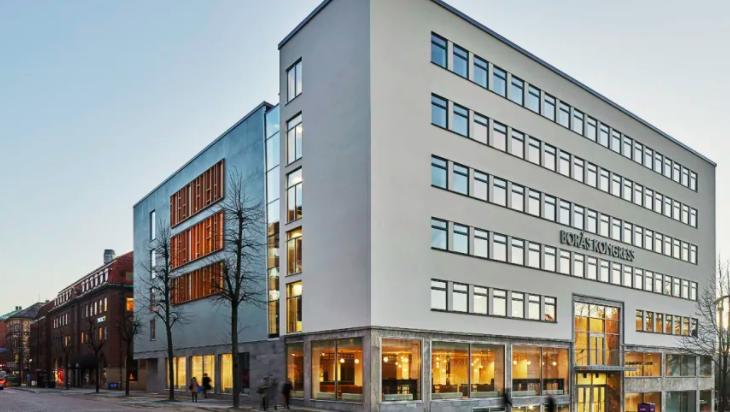 Borås Kongress blir vaccinationsmottagning